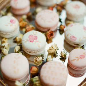 Styled_By_Amber_Luxe_Bohemian_Wedding_Inspiration_Shoot_macaroons